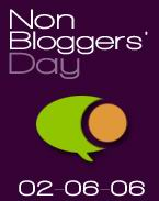 Non Bloggers Day