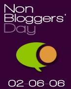 Non Bloggers Day
