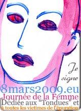 8 mars, Journée de la femme dédiée aux 'tondues'