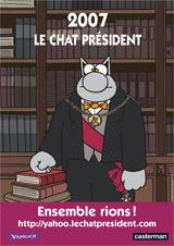 Le Chat Président