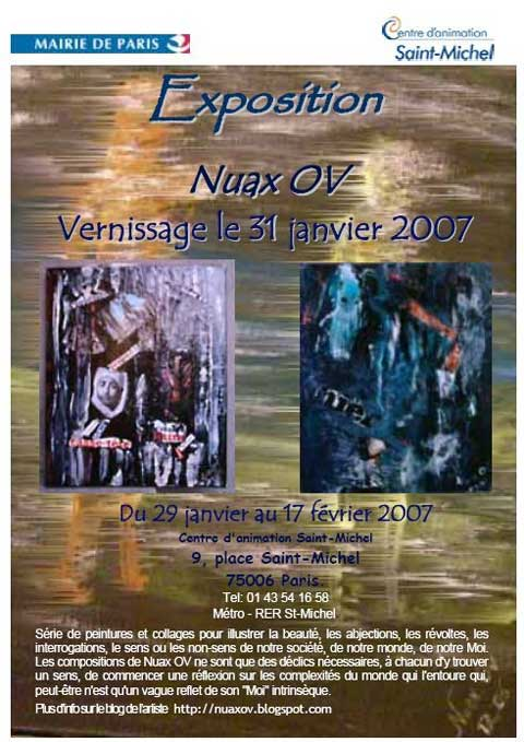 les Collages corrosifs, exposition