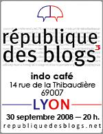 4e République des Blogs Lyon