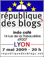 5ème République des Blogs Lyon
