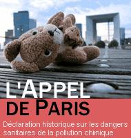 Signez l'appel de Paris