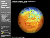 Rejoignez le plus gros projet sur le changement climatique