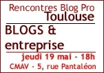 Rencontres Blog Pro Toulouse