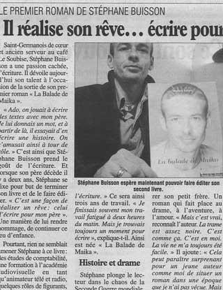 article de presse - Yvelines
