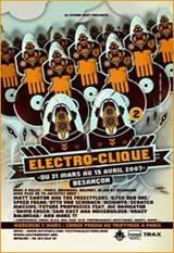 Festival ELECTRO-CLIQUE 2007 (2ème édition)