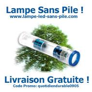 Les Sans Olivier Pour Testé Vous Lampes J'ai Demaegdt Piles– zMUpVS