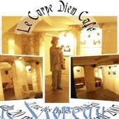 Callistique Steel - Exposition de Jean-Luc MOREAU Romain au Carpe Diem Café, Les Halles