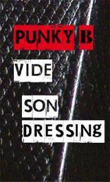 Punky vide son dressing