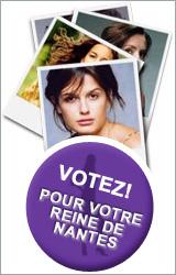Elections des Reines de Nantes 2007 jusqu'au 28 février
