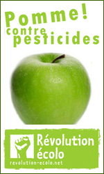 Pomme ! contre pesticides