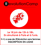 (R)evolutionCampTunis-Paris