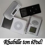 Rhabille ton iPod !