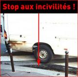 Stop aux incivilités!